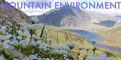 The Mountain Environment of Snowdonia - Environmental Workshop tickets