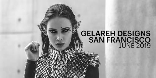 FUTURE FASHION :: A Pre-Playa / Wearable Art Pop-Up feat. Gelareh Designs