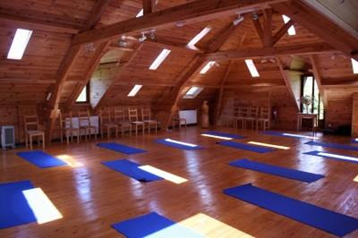 Summer Yoga Retreat (Mill Retreat Center, Normandy, France 8-11 July 2021) image