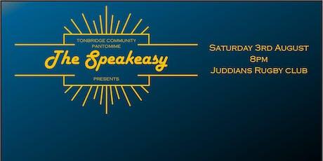 The Speakeasy tickets