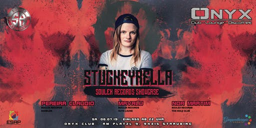 ONYX | Showcase mit Stuckeyrella