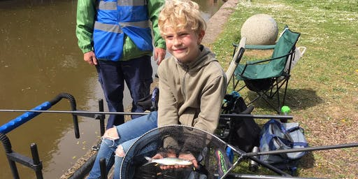 Free Let's Fish! Pontefract Park - Learn to Fish Sessions