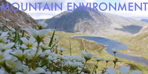 The Mountain Environment of Snowdonia