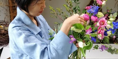Make Your Own Hand Tied Bouquet