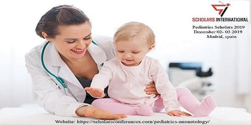 Scholars International Conference on Pediatrics and Neonatology (CME EVENT)