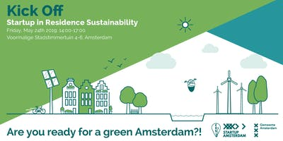Kick off Startup in Residence Sustainability