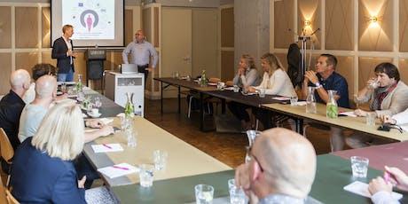 Workshop: Hoe je in drie dagen ondernemen meer geld kunt verdienen, dan in zes dagen hard werken! - Landgoed Bergvliet tickets