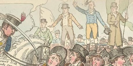 Ballads and songs of Peterloo with Dr Alison Morgan tickets