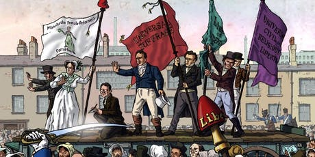 Peterloo 1819-2019: A talk by Robert Poole tickets
