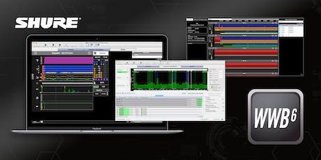 BENUM AB - Avancerad Träning Att arbeta seriöst med trådlösa mikrofonsystem biljetter