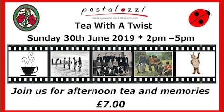 Pestalozzi Tea with a Twist tickets