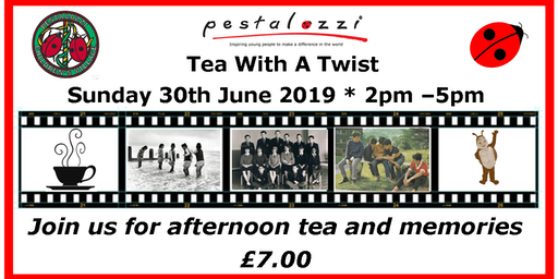 Pestalozzi Tea with a Twist
