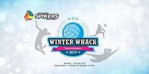 Melbourne Spikers Winter Whack - 2019 Tournament
