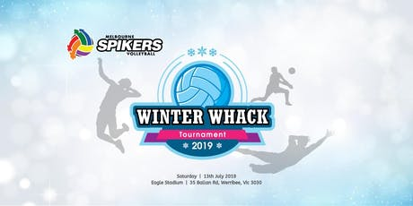 Melbourne Spikers Winter Whack - 2019 Tournament tickets