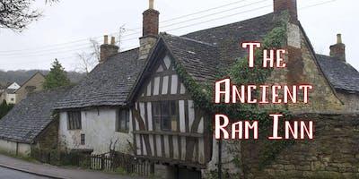 The Ancient Ram Inn Ghost Hunt
