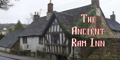 The Ancient Ram Inn Ghost Hunt tickets