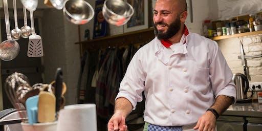Kochkurs & Dinner: Authentische Küche aus Syrien