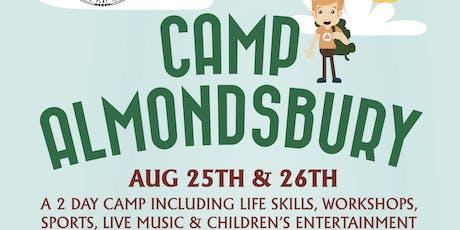 Camp Almondsbury tickets