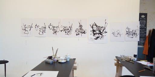 Expressive Drawing Workshop: Summer Season