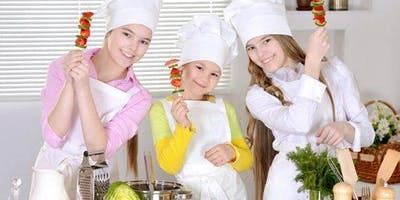 Go Girl Gets Cooking ! Monday August 12th