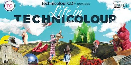 Life in Technicolour tickets