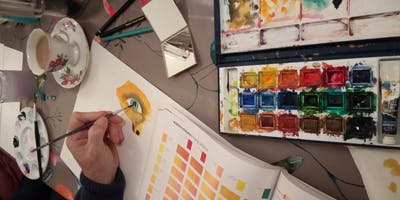 Watercolour Painting Workshop: Summer Season