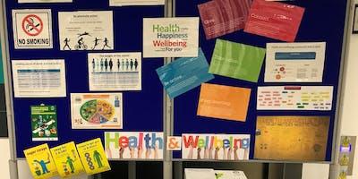June Health and Wellbeing Community Hub meeting