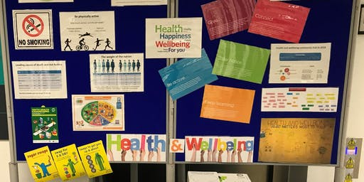 June Health and Wellbeing Community Hub meeting