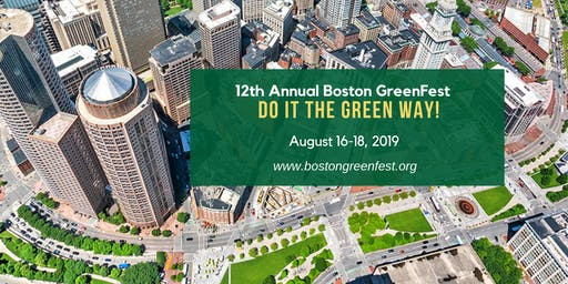12th Annual Boston GreenFest Volunteer Registration