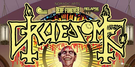 GRUESOME / INFECTED DEAD at 229, London tickets