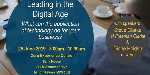Business Innovation Breakfast on 25 June 2019 in Milton Keynes