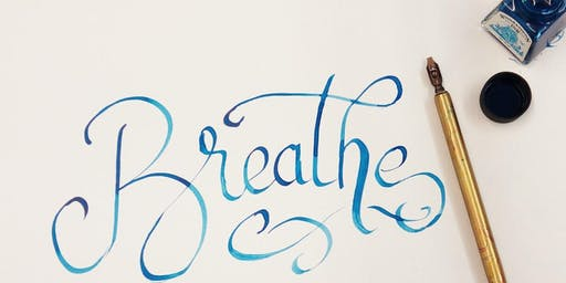 Calligraphy Workshop: Summer Season