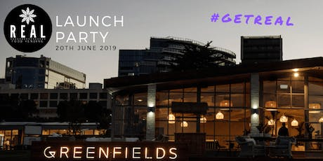 Real Food Launch Party tickets