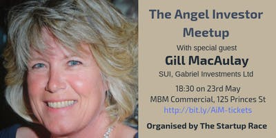 Angel Investor Meetup with Gillian MacAulay of Gabriel Investments