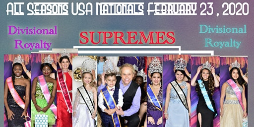 All Seasons USA National Pageant