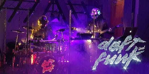 The Met Lounge Presents: Daft funk Live - A live tribute to Daft Punk