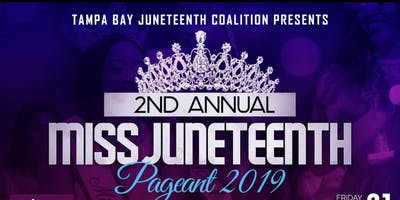 2nd Annual Miss Juneteenth Pageant