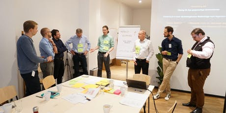 AGILE STRATEGY MASTERCLASS - Dresden 22.11.2019 Tickets