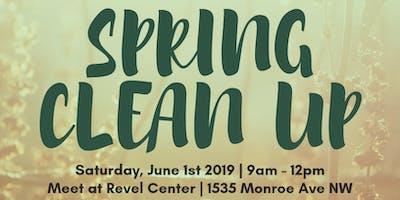 Indian Mill Creek & Coldbrook Creek Spring Clean Up