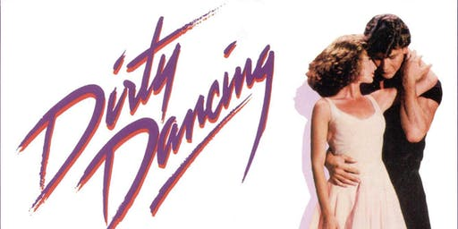 DIRTY DANCING: Outdoor Cinema in Norfolk at Hockwold Hall