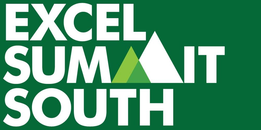 Two-Day Excel Summit South, Melbourne Tickets, Multiple Dates