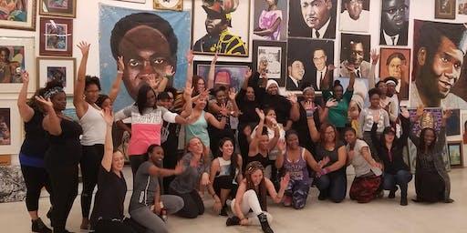 AFRO-CARIBBEAN DANCE