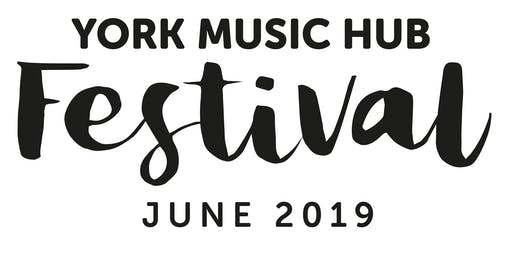 York Music Hub Festival Sunday Showcase