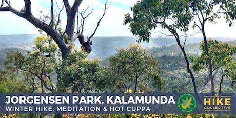 Experience Jorgensen Park Hike & Meditation, Kalamunda tickets