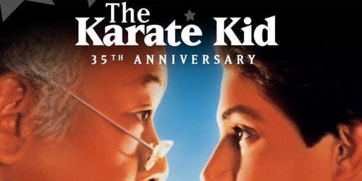 KARATE KID: Outdoor Cinema in Norfolk at Hockwold Hall