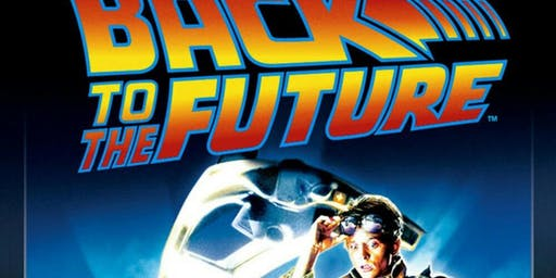 BACK TO THE FUTURE: Outdoor Cinema in Norfolk at Hockwold Hall