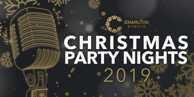 CHRISTMAS PARTY NIGHT: IT'S PARTY BAND TIME!