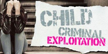 Child Criminal Exploitation & Police Partnership Information Sharing Basingstoke tickets