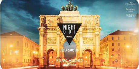 Nightout - Tanzen am Odeonsplatz  (Premium Event) by Filmcasino & Eventbrite Tickets