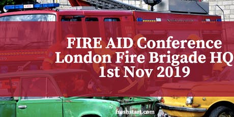 FIRE AID and International Development Conference 2019 tickets